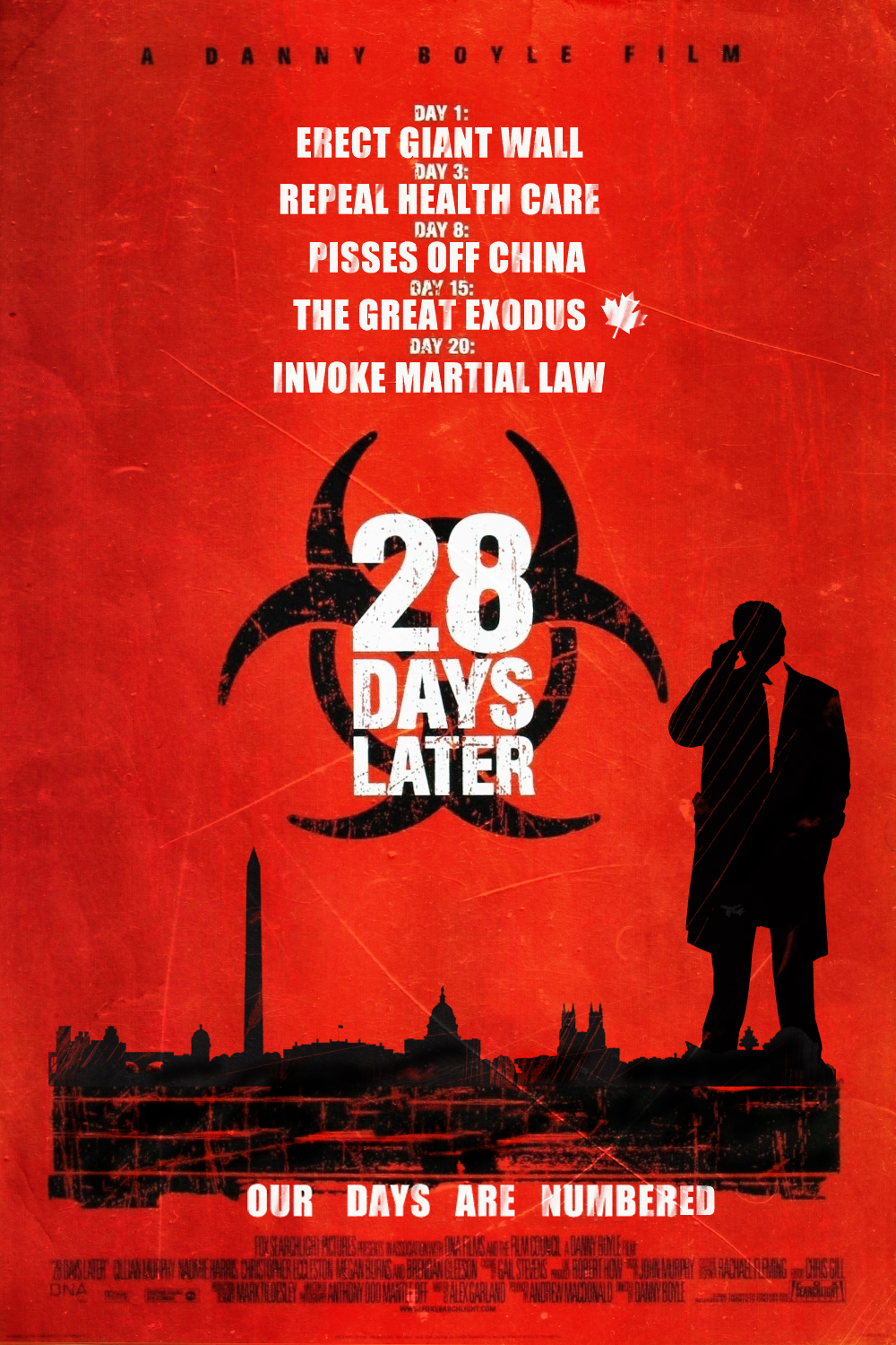 28 Days Later Re-Release