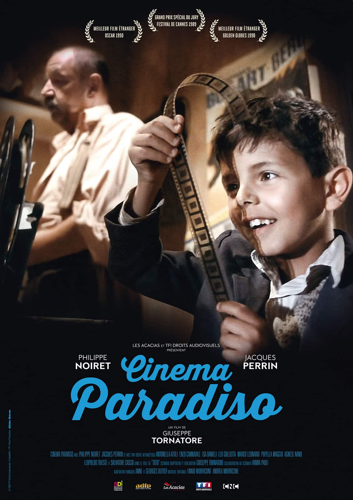 Cinema Paradiso 30th Anniversary
