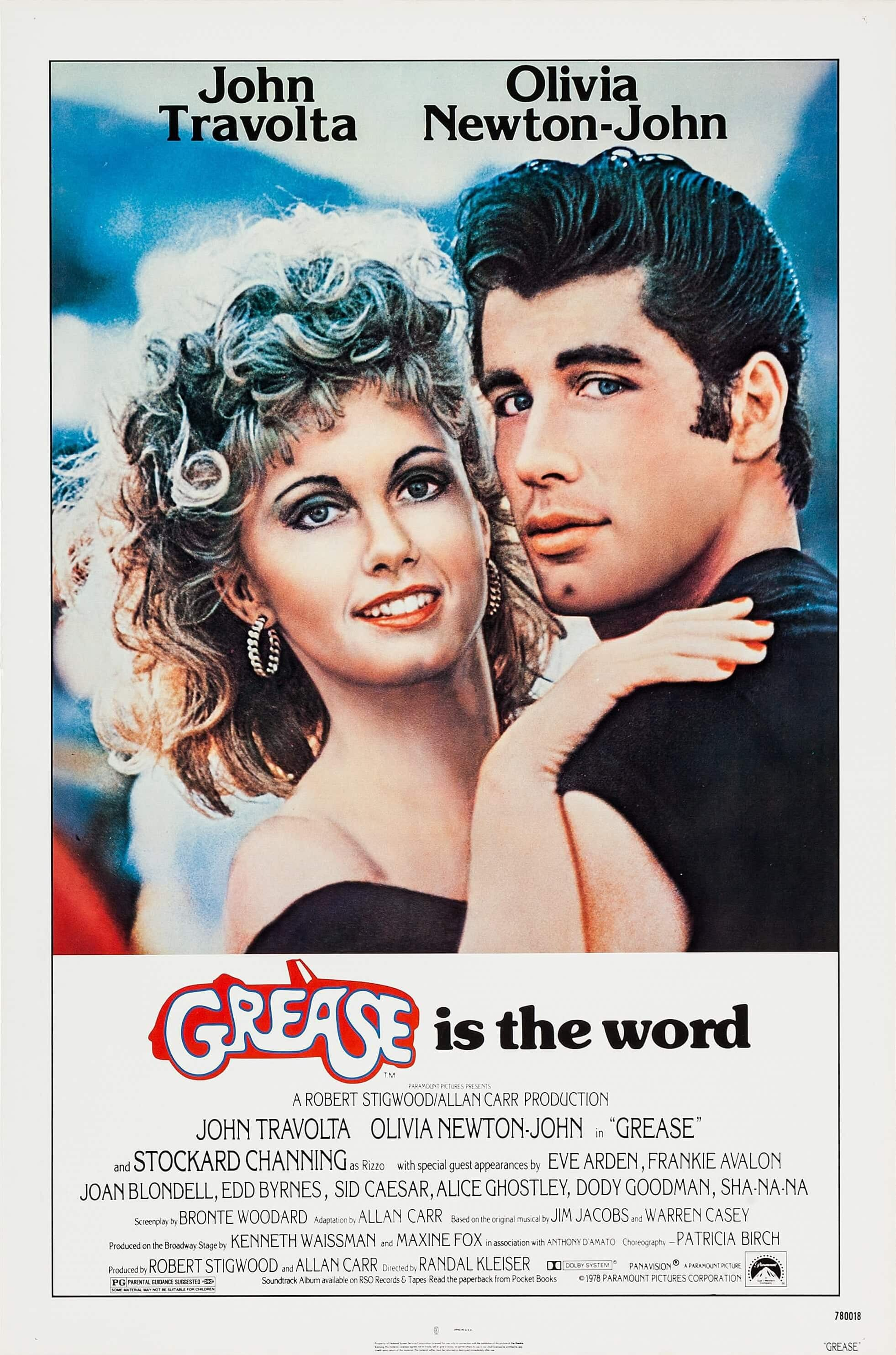 Grease Re-Release