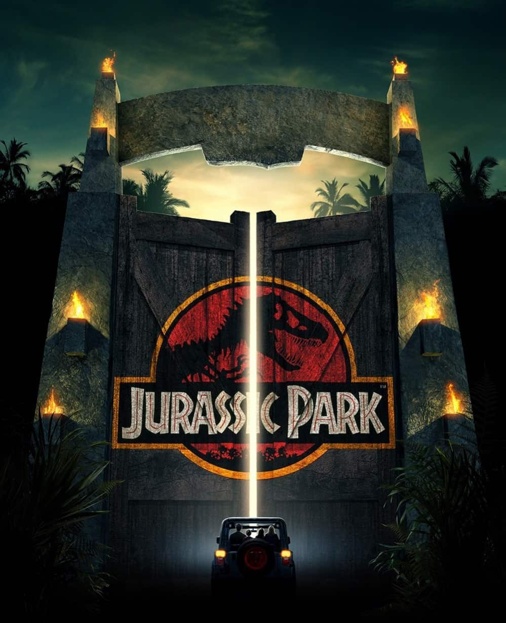 Jurassic Park Re-Release