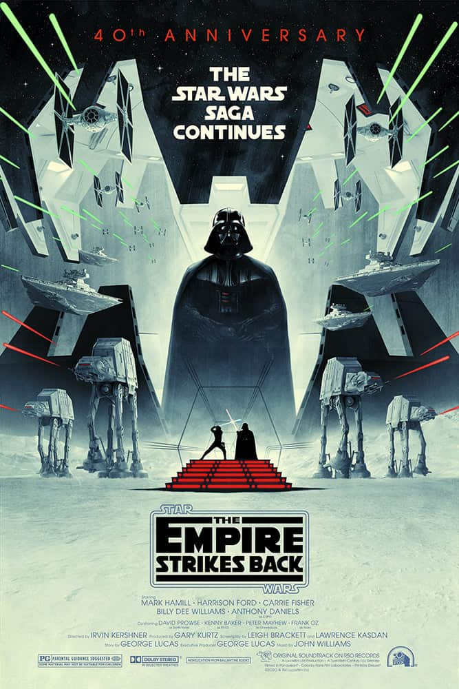Star Wars: The Empire Strikes Back 40th Anniversary