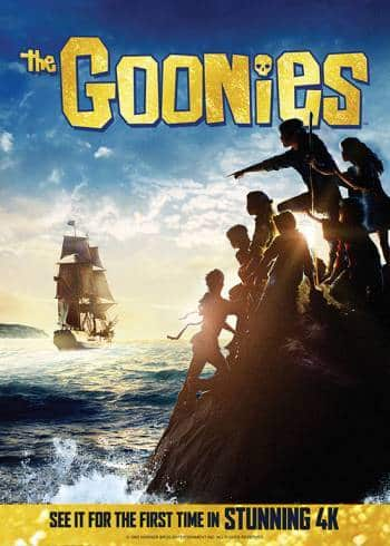 The Goonies 4k Restoration