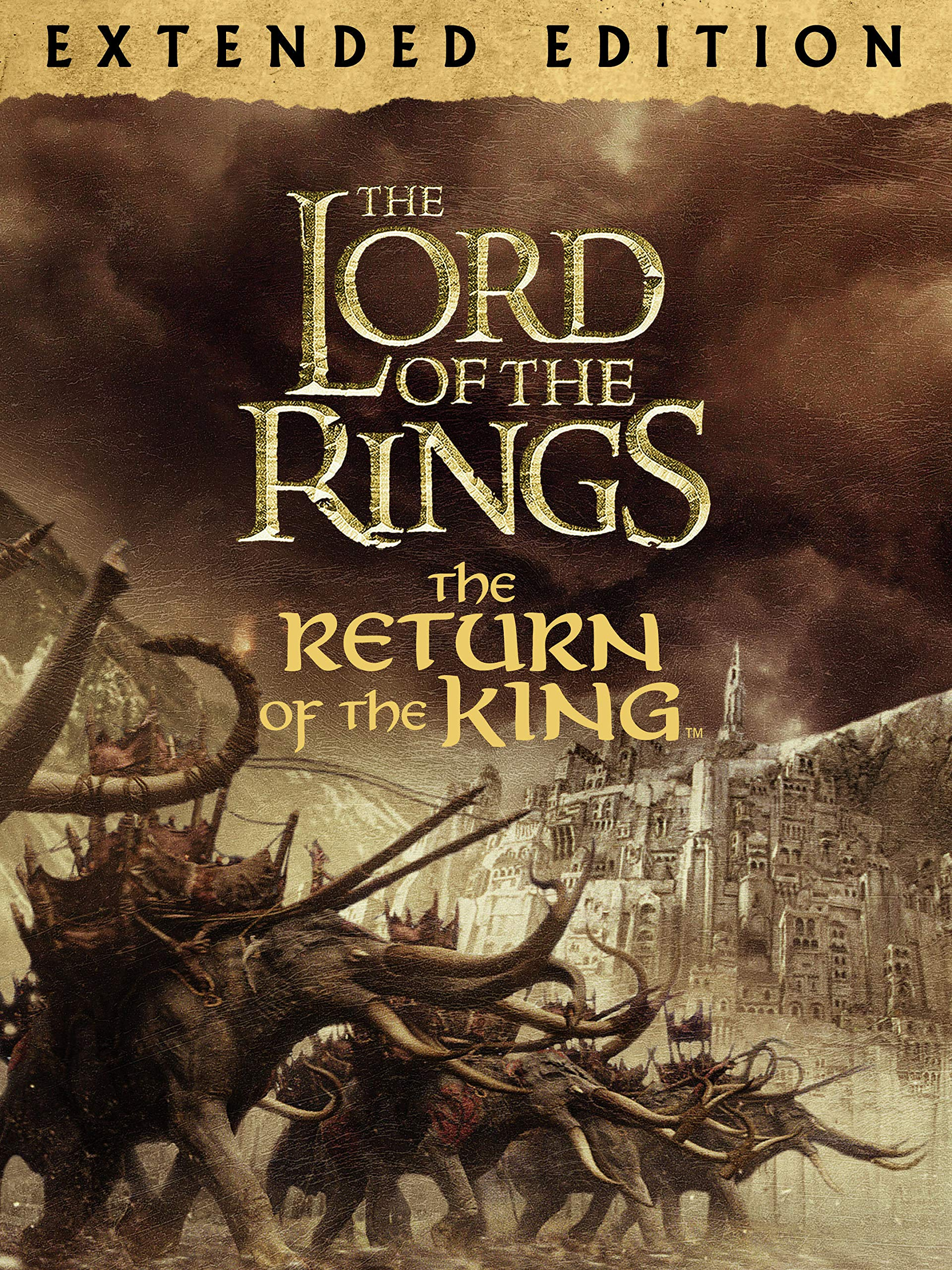 The Lord of the Rings: The Return of the King Extended Edition