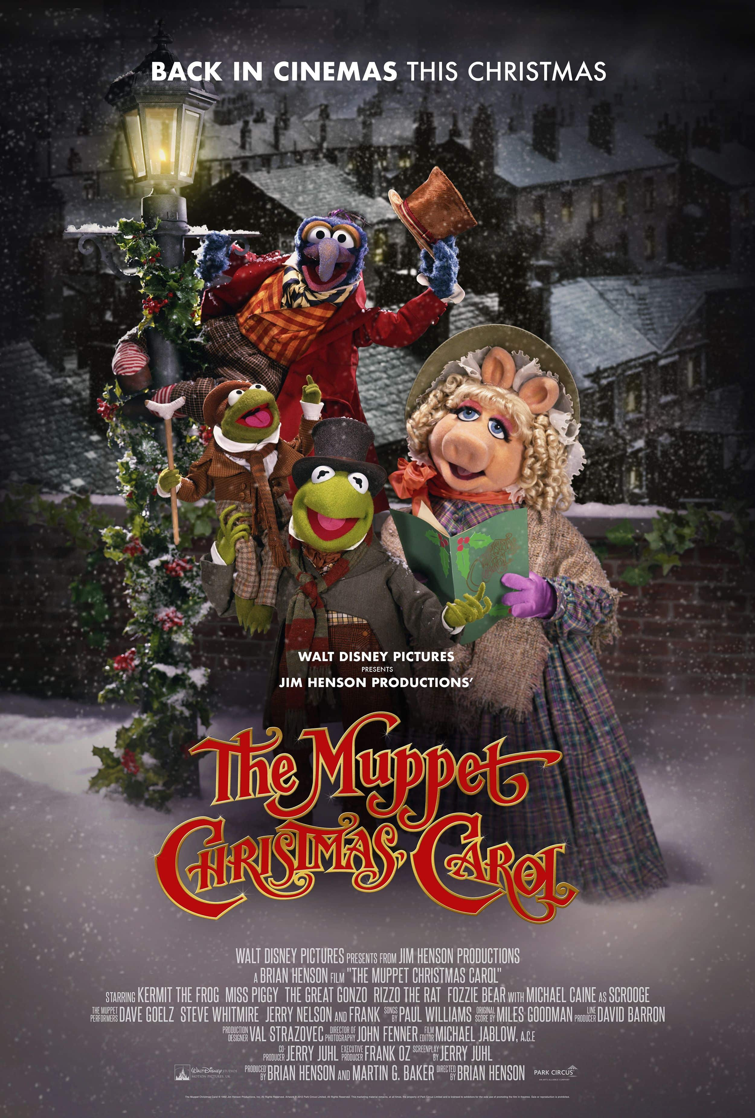 The Muppet Christmas Carol Re-Release