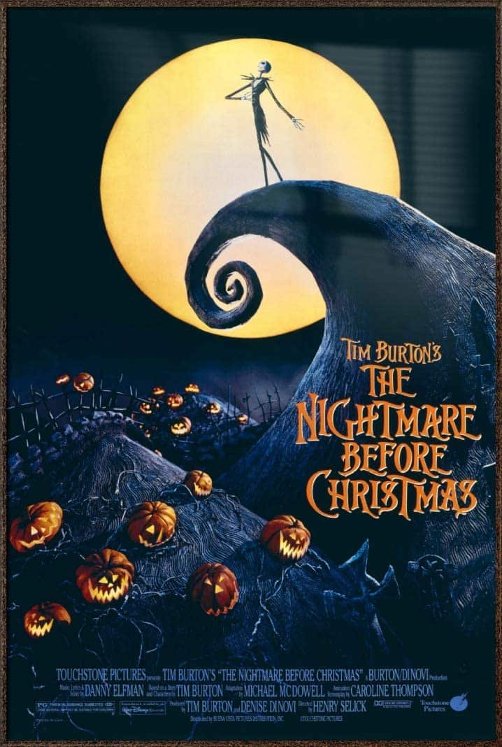 The Nightmare Before Christmas Re-Release