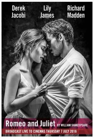 Branagh Theatre Live: Romeo and Juliet 2016