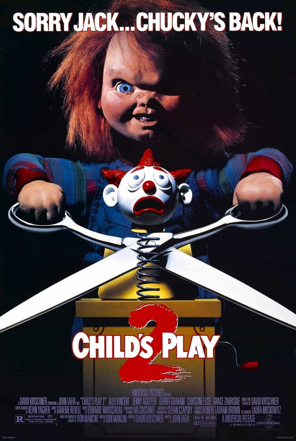 Child's Play 2: Chuckys Back