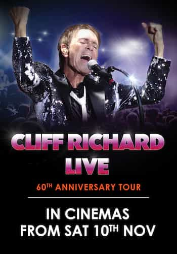 Cliff Richard Live 60th Anniversary Tour
