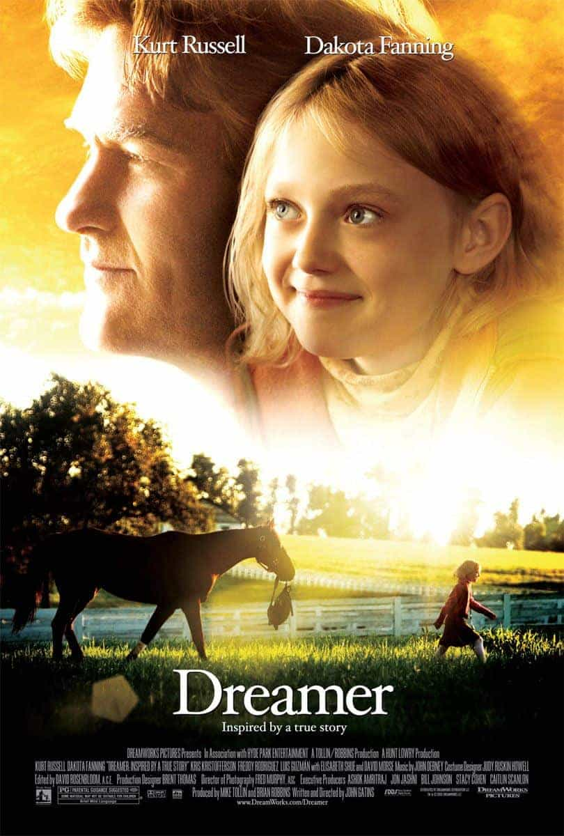 Dreamer: Inspirede By A True Story