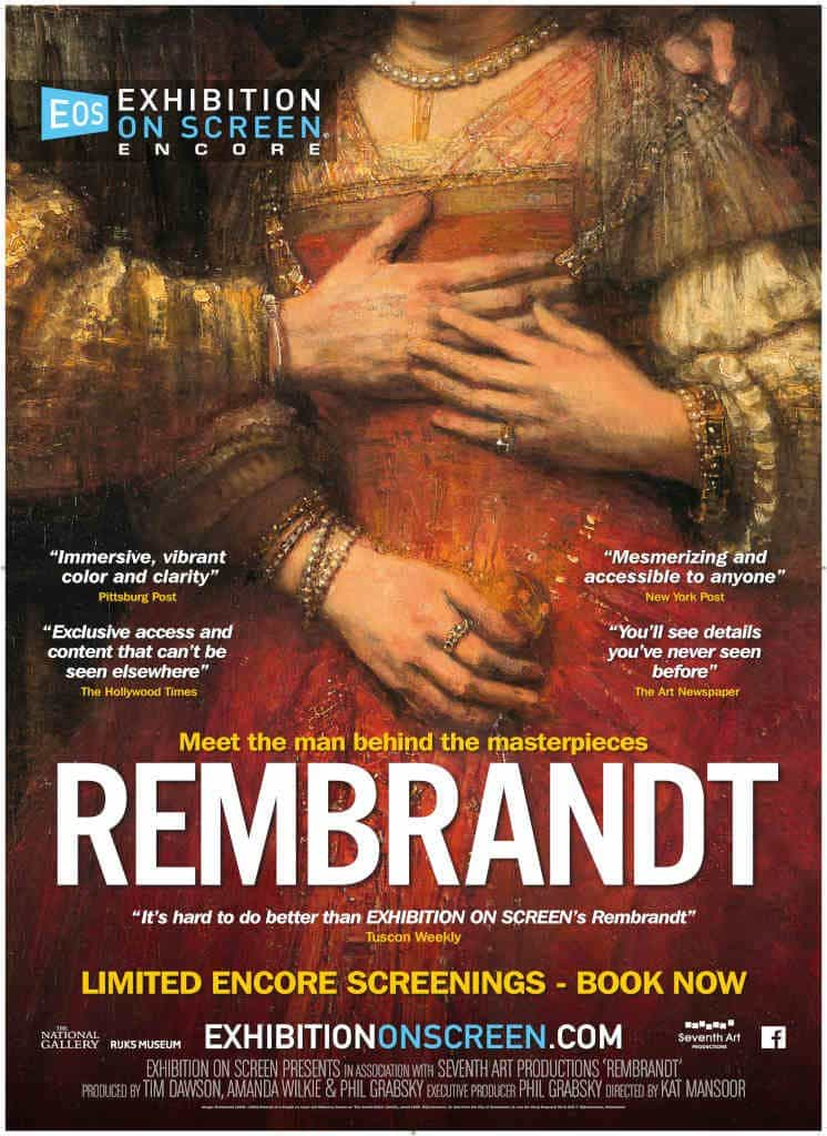 Exhibition On Screen: Rembrandt 2019