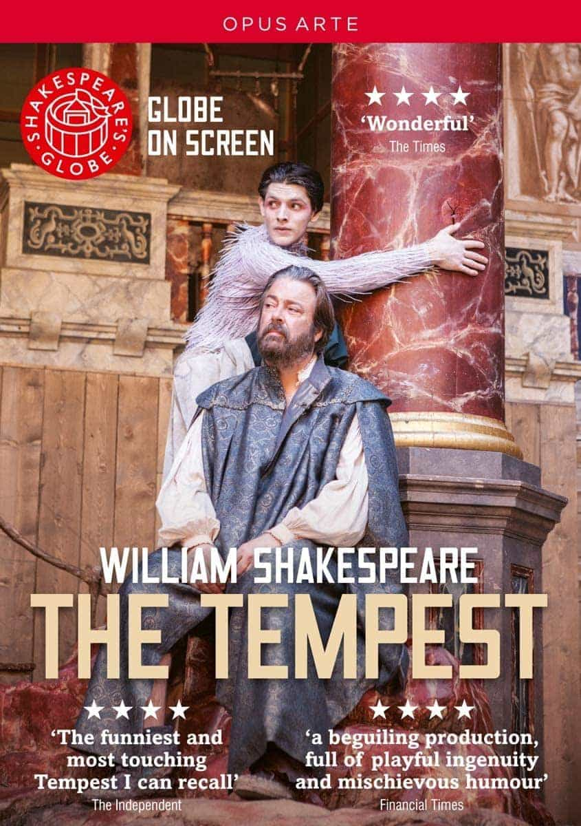Globe On Screen: The Tempest Shakespeares Globe 2013