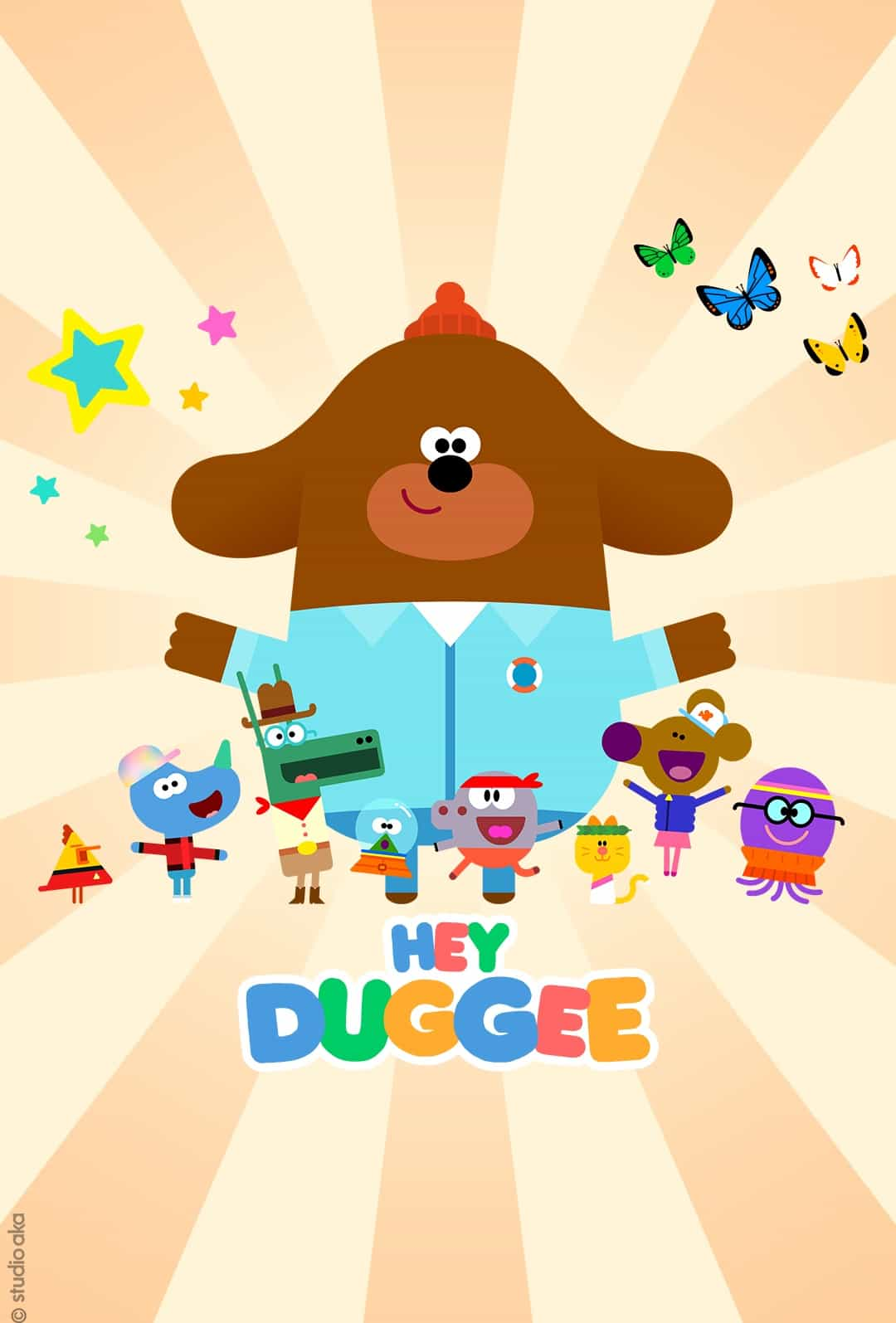 Hey Duggee At The Movies