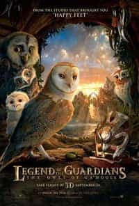 Legend of the Guardians the Owls of Ga