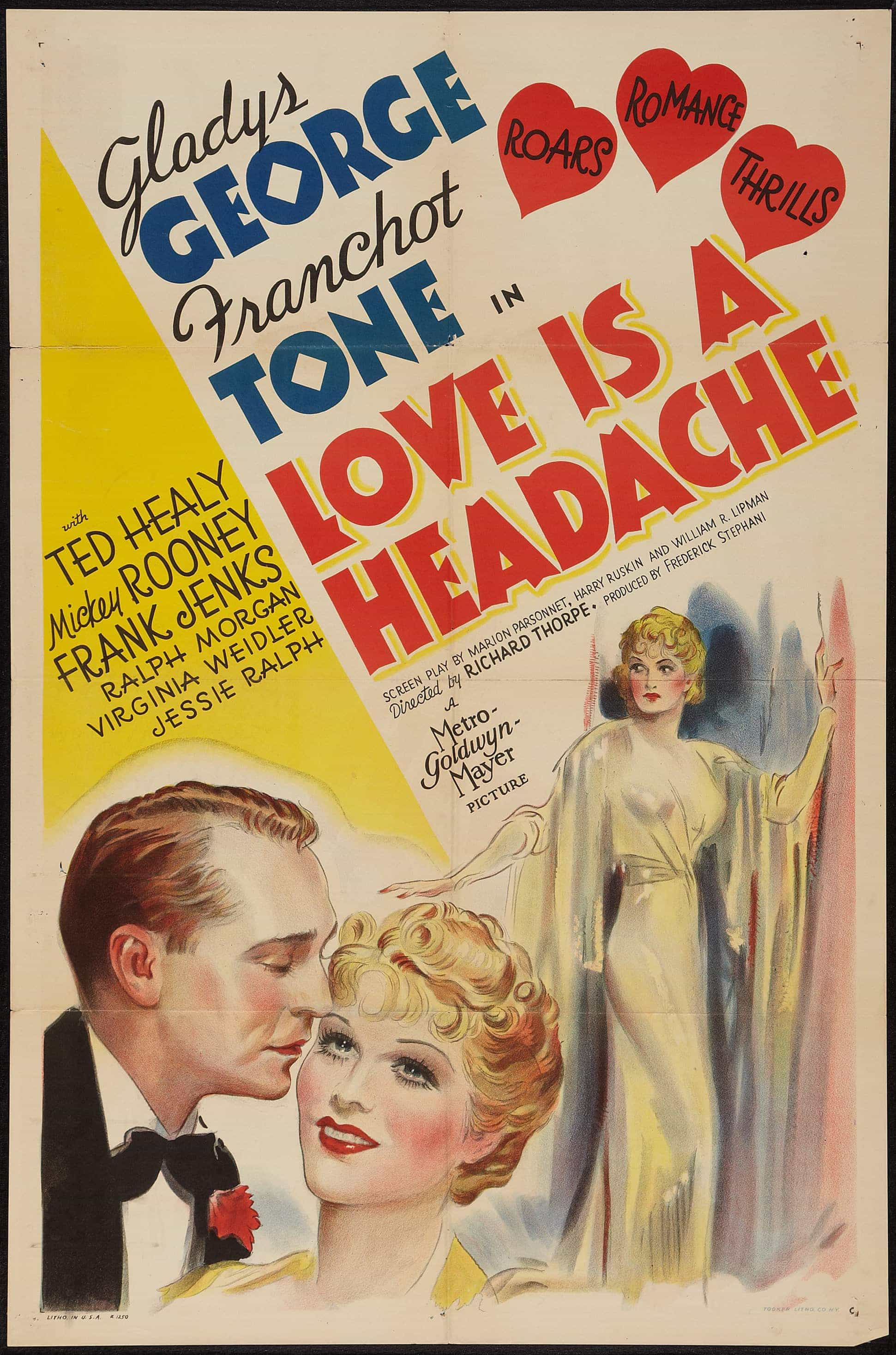 Love Is A Headache