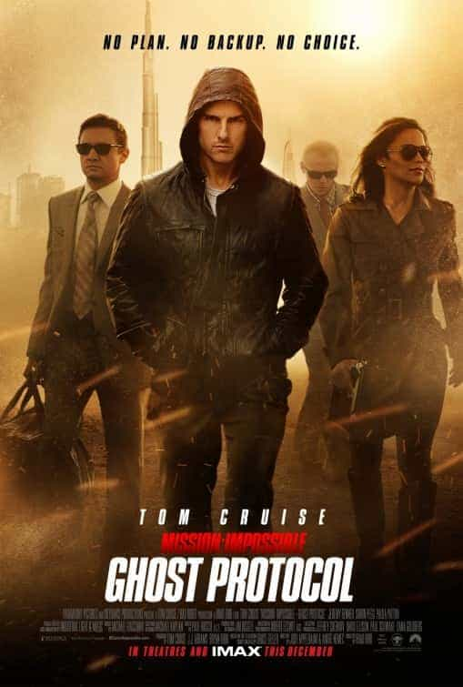 Mission:Impossible - Ghost Protocol