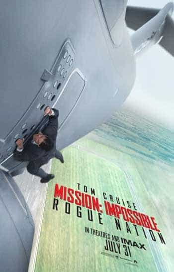 Mission:Impossible - Rogue Nation