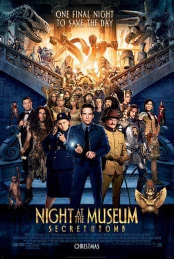 Night At the Meseum: Secret of the Tomb