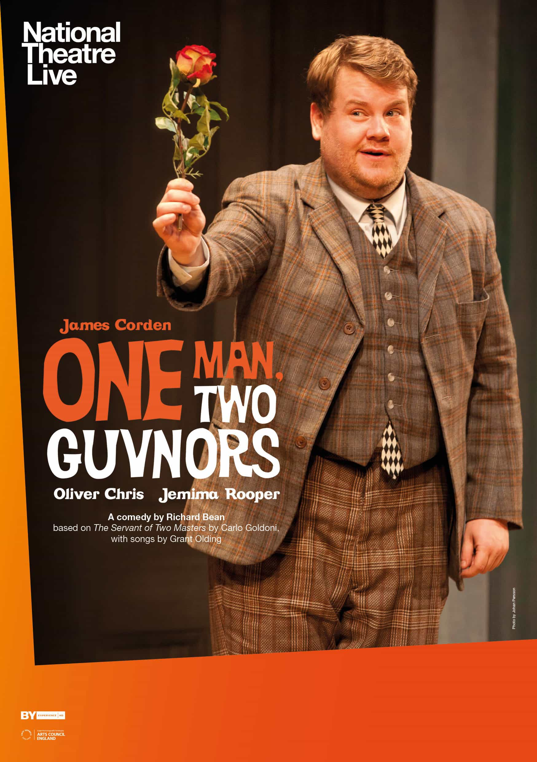 One Man, Two Guv'nors: NT Live 2011