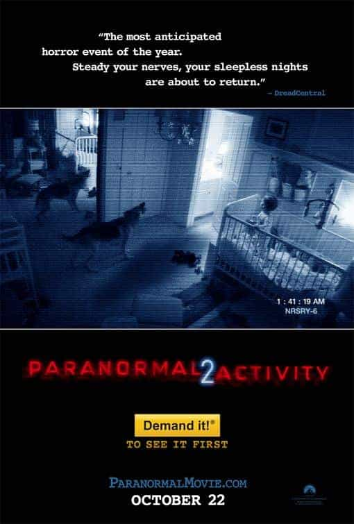 Paranormal: Activity 2