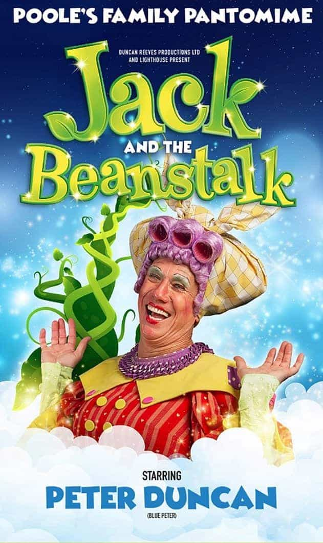 Peter Duncan Presents Jack and the Beanstalk