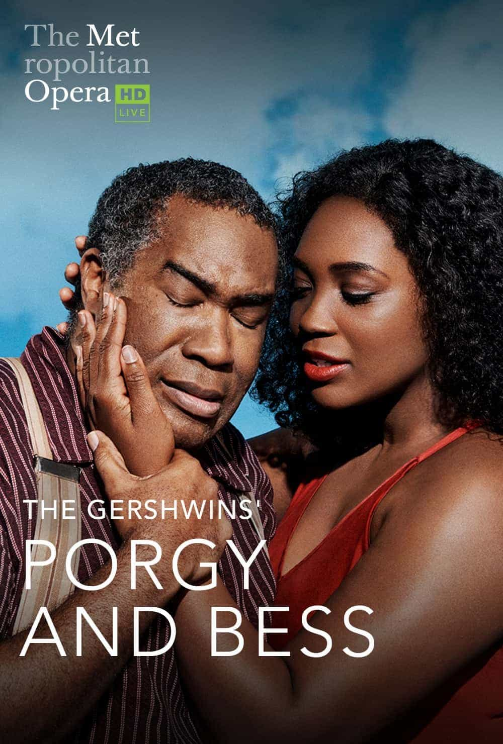 Porgy And Bess: Met Opera 2020