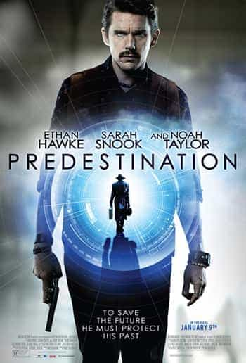 UK Video Charts 12th April 2015:  Padding back to the top with Predestination highest new film