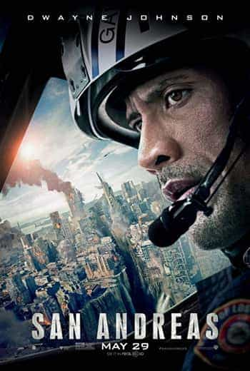 UK Video Charts Weekending 18th October 2015:  San Andreas erupts to the top
