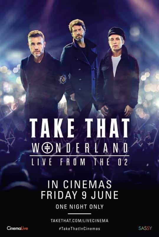 Take That:  Wonderland Live From the O2