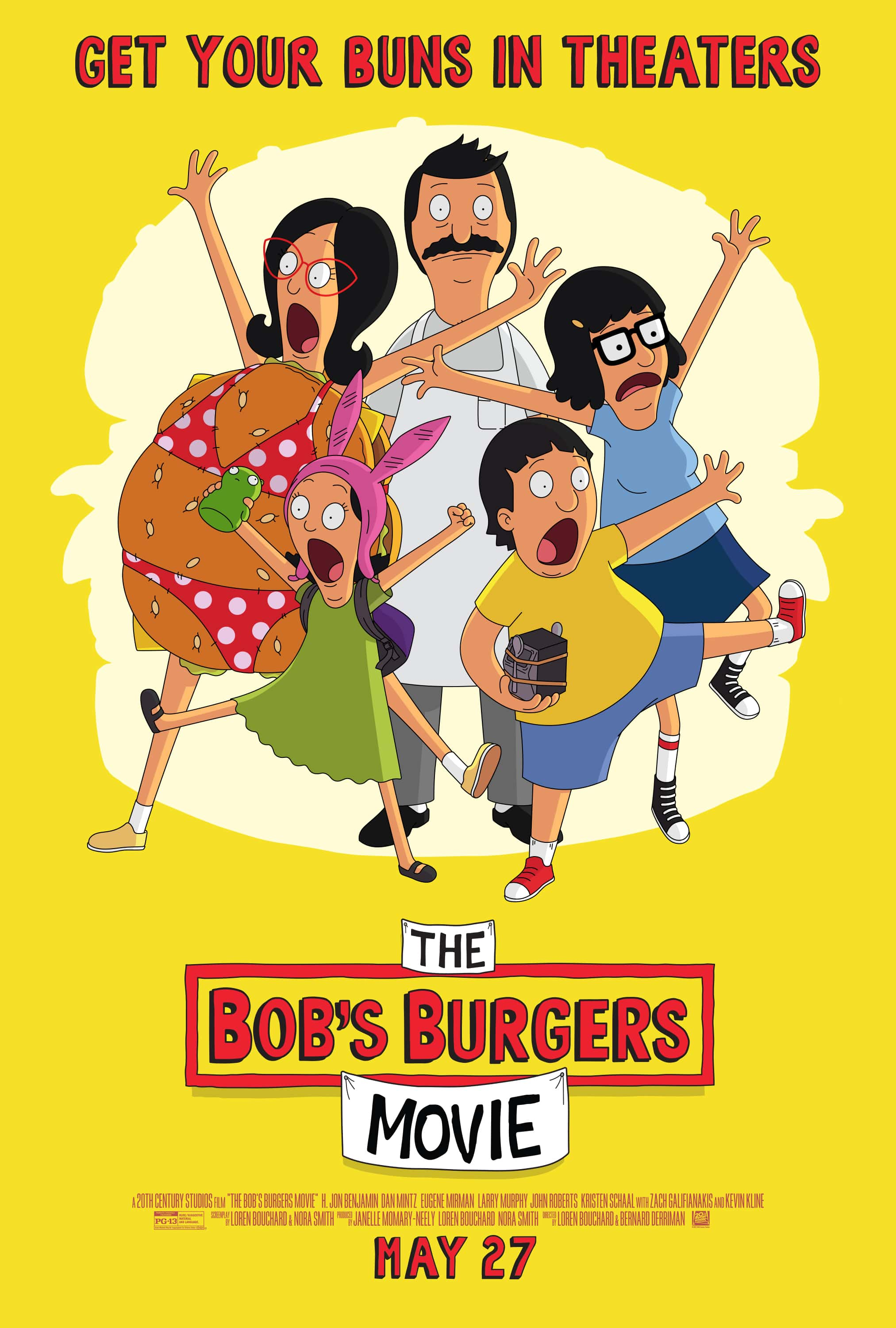 The Bobs Burgers Movie