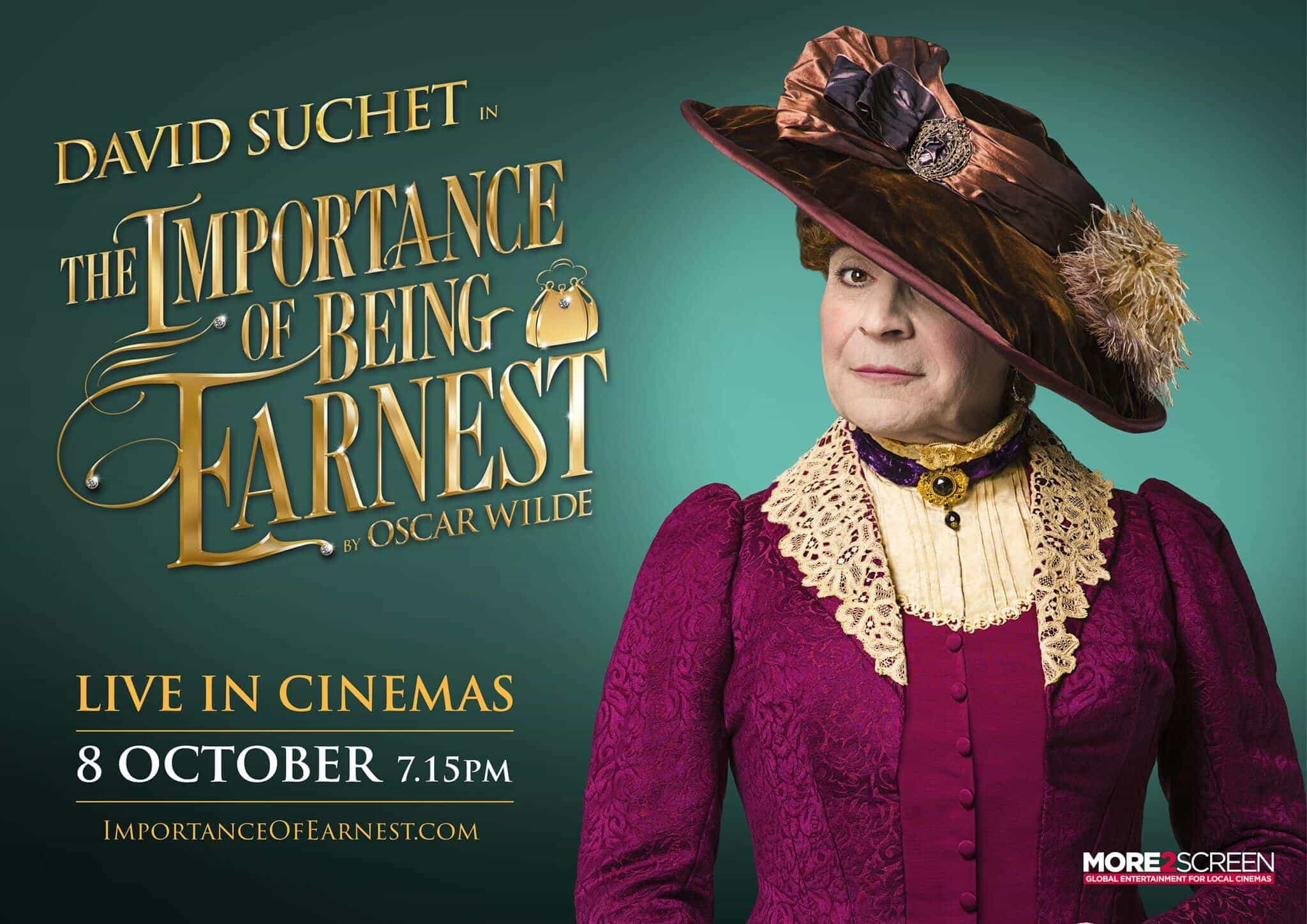 The Importance of Being Earnest Live 2015