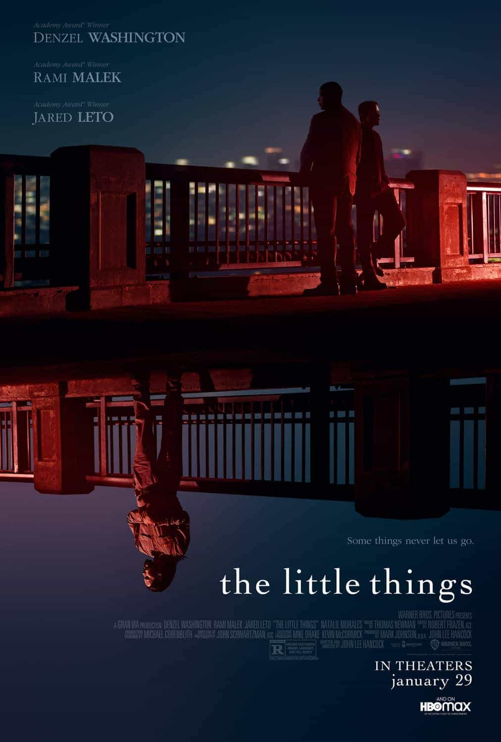 US Box Office Figures 29th - 31st January 2021:  The Little Things lands on top of the US box office with a strong $4.8 Million debut