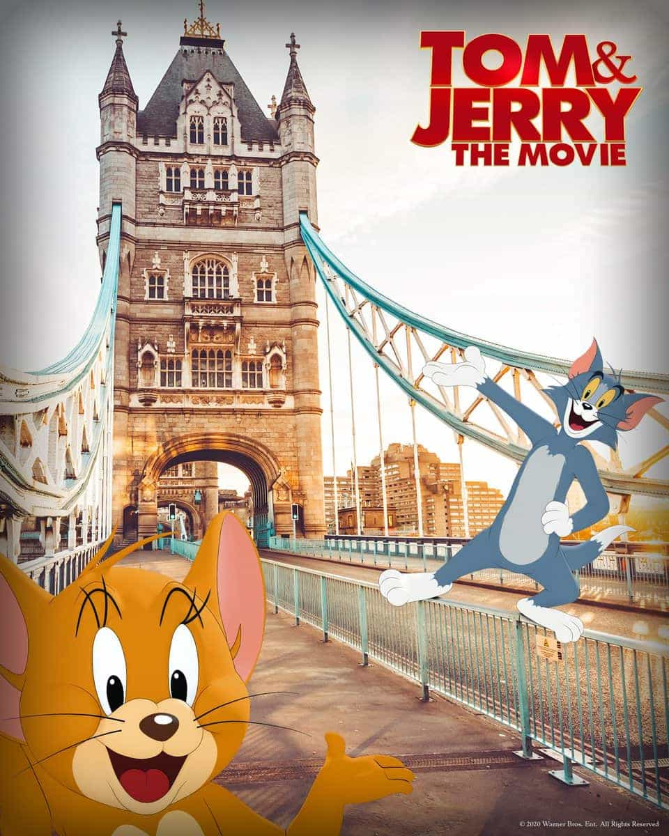 US Box Office Figures 26th - 28th February 2021:  Tom & Jerry movie gets the biggest opening since the Croods sequel and second biggest during the pandemic
