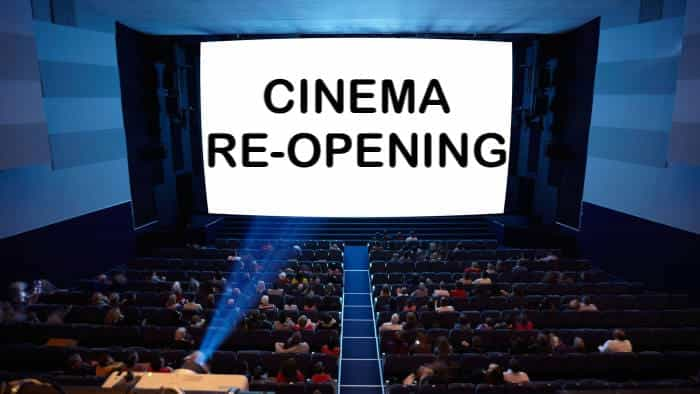 Cinemas Re-Opening