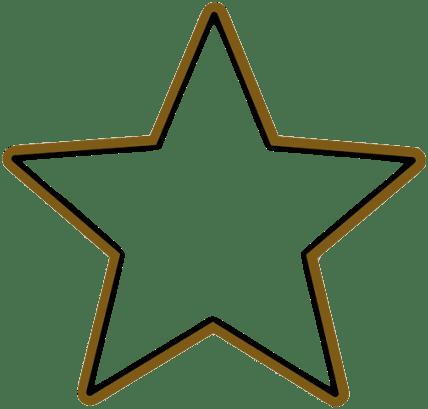 Salty Popcorn Star Rating Blank